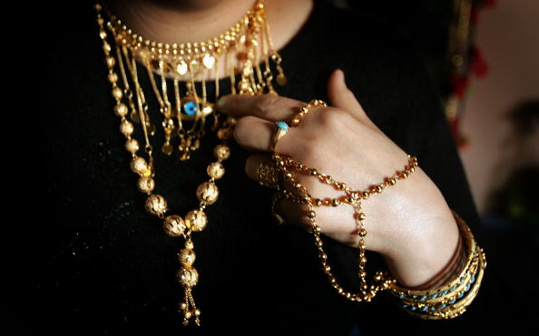Jewelry Business Prospers in Baghdad