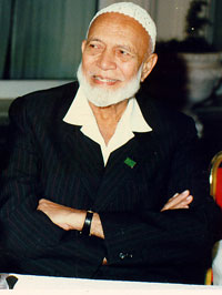 Syekh Ahmad Hoosen Deedat