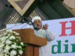 Ust. Muhammad bin Alwi Bin Syaikh Abu Bakar