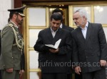 Ahmadinejad menuju Denmark