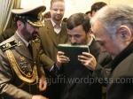 Ahmadinejad menuju Mekah