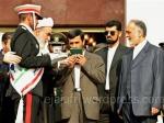 Ahmadinejad menuju Arab Saudi