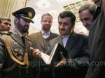 Ahmadinejad menuju Turki