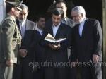 Ahmadinejad menuju Zimbabwe