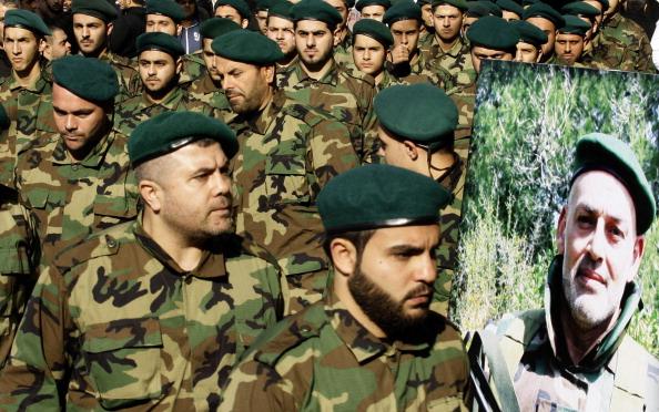 Lebanon Syria Conflict