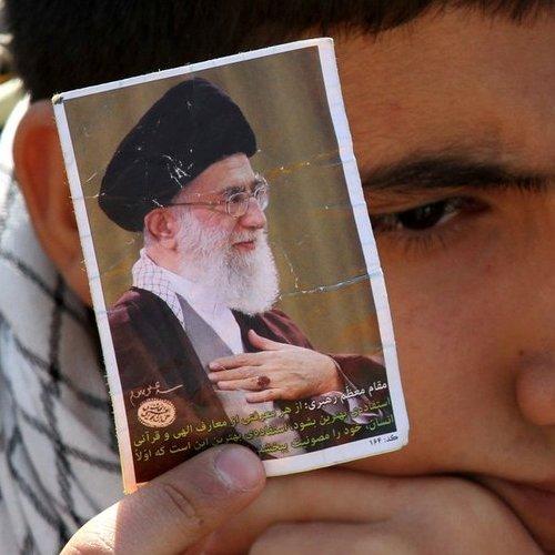 kids-khamenei