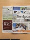 Who is Hussain? - Surat Kabar Nasional Kenya