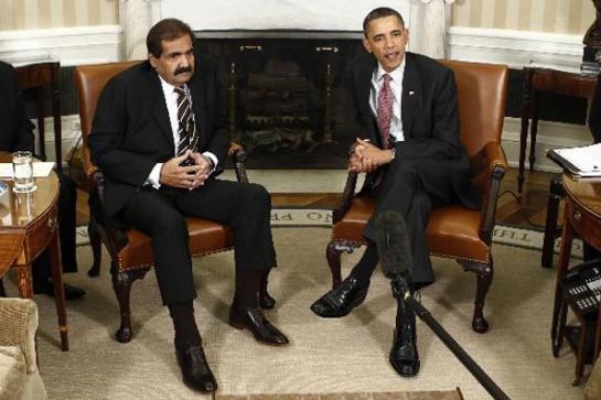 Relasi Qatar dan Amerika Serikat
