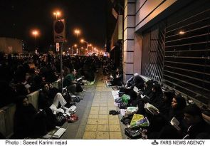 Mengisi malam Ramadan hingga ke jalanan