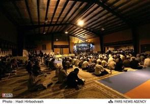 Malam ke-23 Ramadan di Penjara Avin, Iran