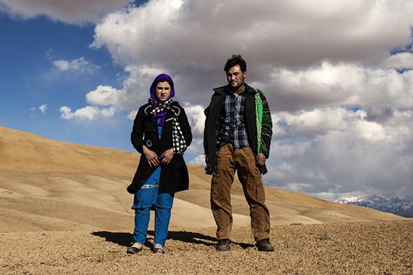 Ali dan Zakia
